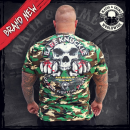 "* Mafia & Crime ""Bare Knuckle"" Shirt"